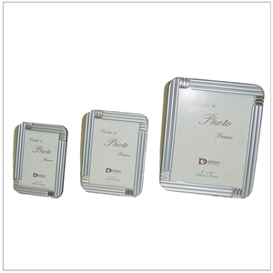 Picture of Frame Pearl Silver