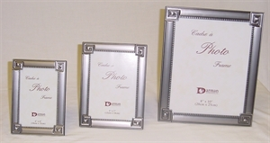 Picture of Frame Brushed Pewter