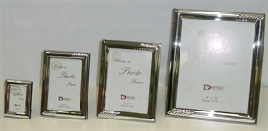 Picture of Frame Silver Plated