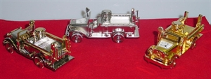 Picture of Clock, Fire Engine