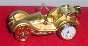 Picture of Clock, Cabriolet Car