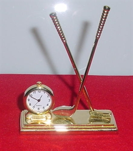 Picture of Clock, Golf Club